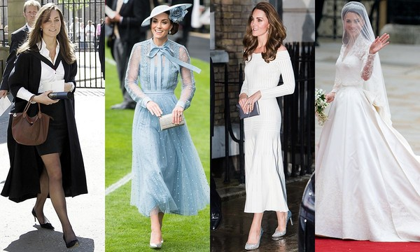 VIDEO: A definitive guide to Kate Middleton's style   HELL