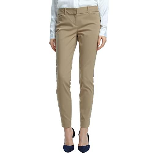 Khaki Pants Women's: Amazon.c