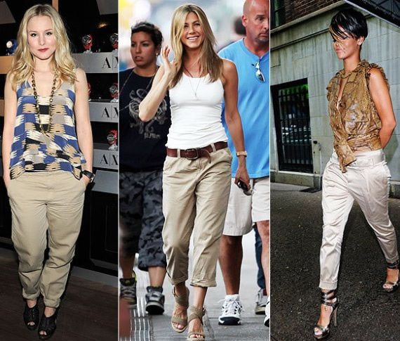 What To Wear With Khaki Pants (With images) | Style, Fashion .