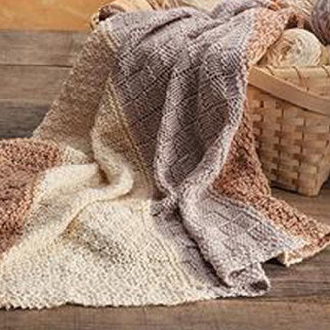 Appalachian Baby Design Pick a Knit Blanket Kit at WEBS | Yarn.c
