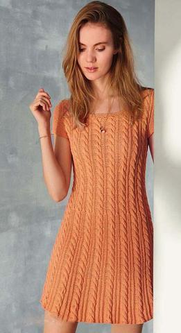 Women's Hand Knit Dress 9E – KnitWearMaste