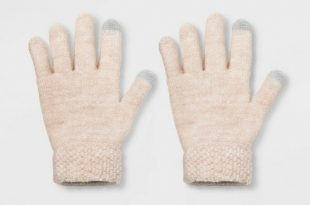 Women's Fashion Knit Gloves - Universal Thread™ One Size : Targ