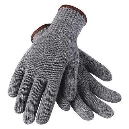 Zoro: CONDOR 2UTZ2 String Knit Gloves, Lightweight, Gray, Cotton .