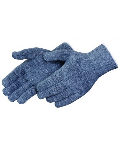 Liberty Glove 4517TG Medium Weight Reversible String Knit Gloves .