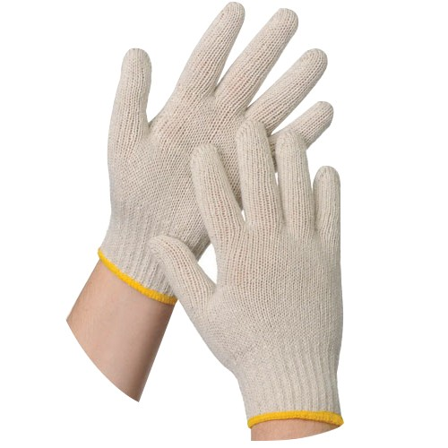 Tradex Ambitex PRO Large Cotton/Polyester String Knit Gloves .