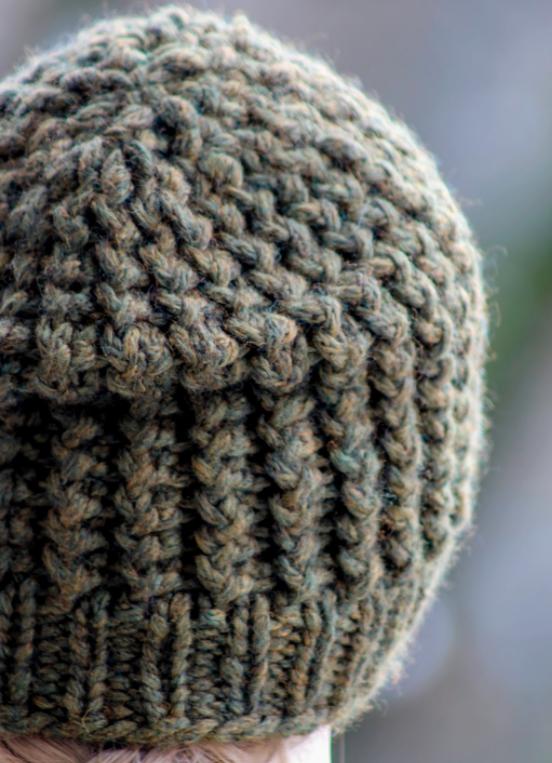 Super Bulky Knit Men's Beanie   Knit hat for men, Mens hat .