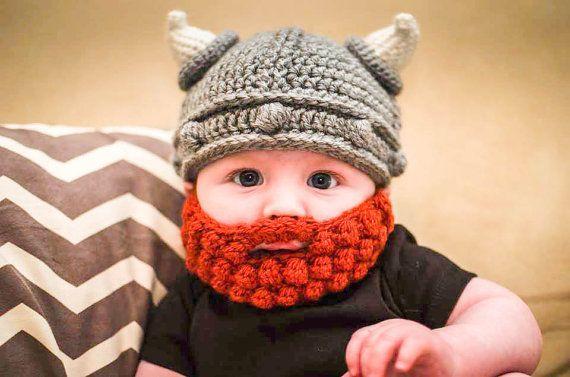 3 Cute Viking Knit Hat Patterns - Sizzle Sti