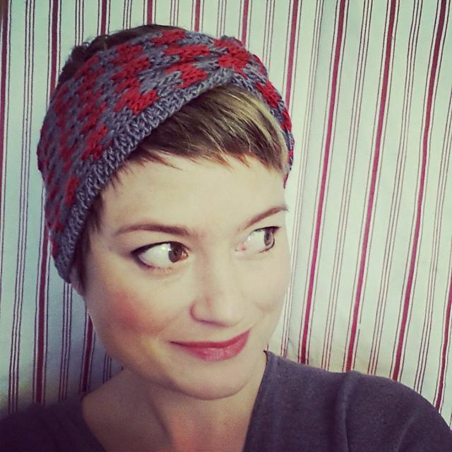 Ravelry: Lola Headband pattern by Gina Jon