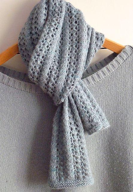 Elegant and FREE Scarf Knitting Patterns | Knitting patterns free .
