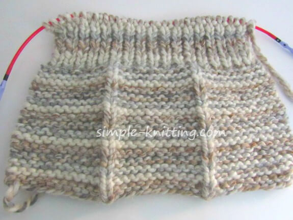 Easiest Knit Slippers Pattern Anyone Can Ma