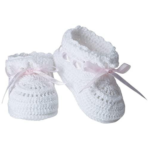 Knit Baby Booties: Amazon.c