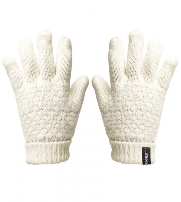 SINNER ZION KNITTED Gloves - Visit the official SINNER websho