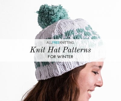 66+ Hat Knitting Patterns 2020 | AllFreeKnitting.c
