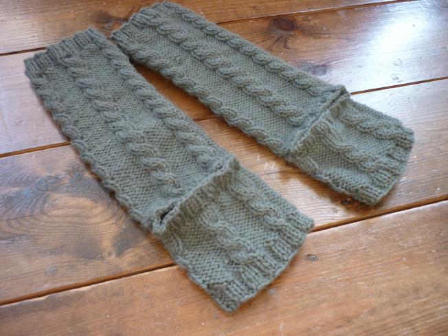 Knit Leg Warmers – 23 free patterns – Grandmother's Pattern Bo