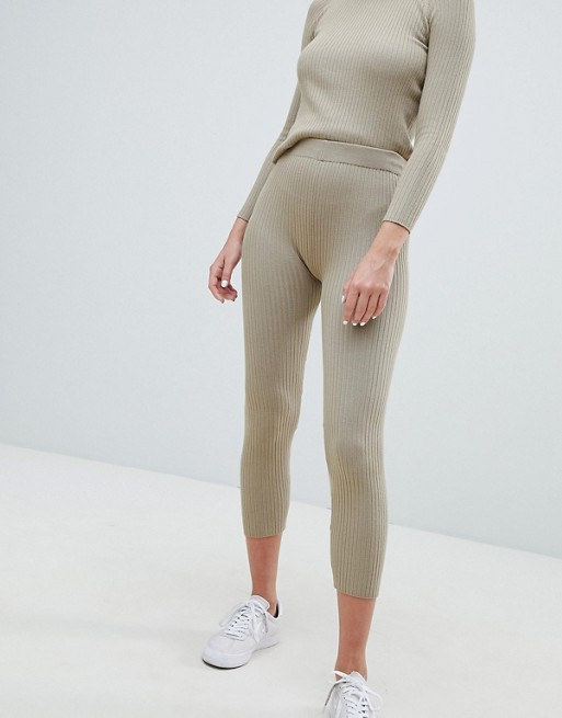 Oeuvre Knitted Leggings | AS