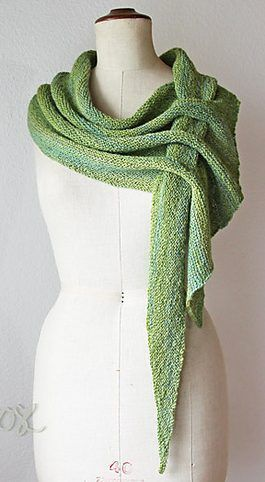 Self-Fastening Scarves and Shawls Knitting Patterns | Hand .