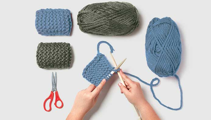 Learn To Knit For Kids | JOA