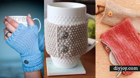 32 Easy Knitted Gifts To Make In A Few Hou