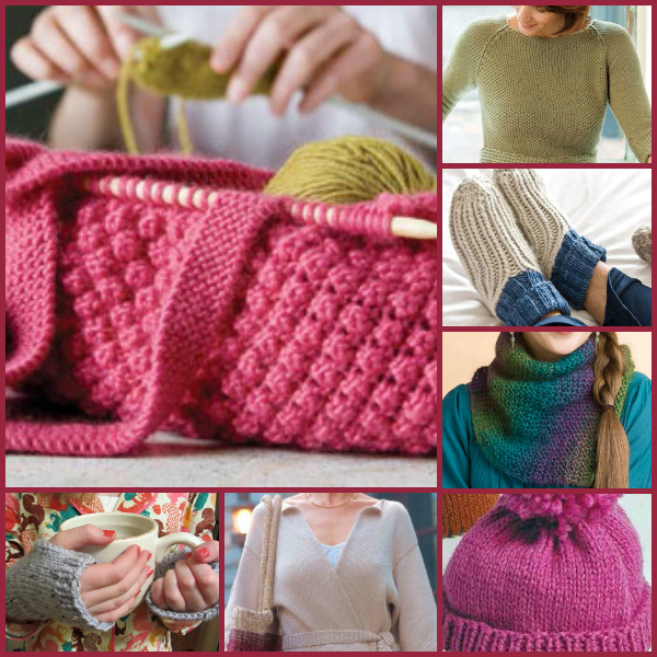 Best Knitted Gifts - Easy Craft Ide