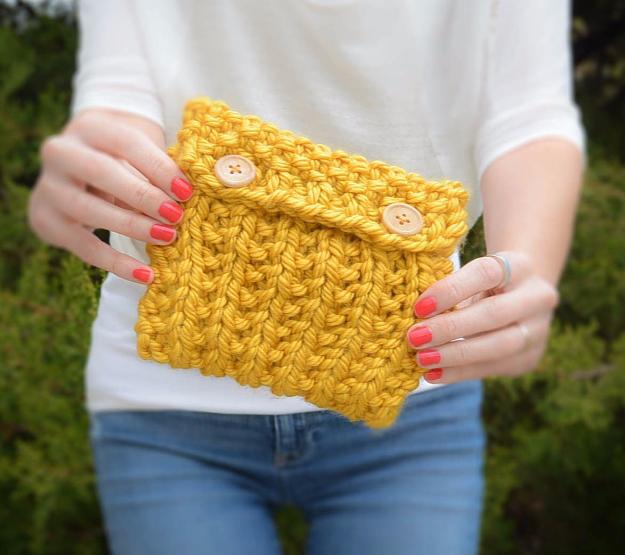 38 Easy Knitting Ide