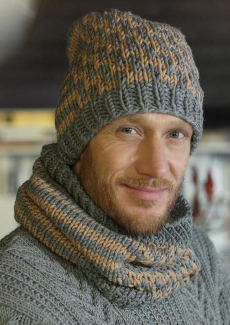 Free free knitting patterns for men - hats Patterns ⋆ Knitting .