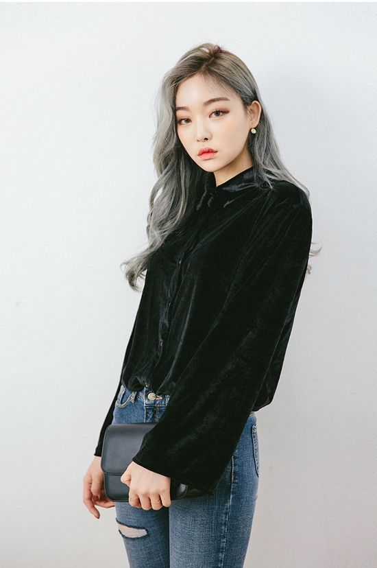 Korean Fashion Blog online style trend #KoreanFashionTrends (With .