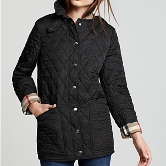 Burberry Jackets & Coats | Quilted Ladies Jacket | Poshma