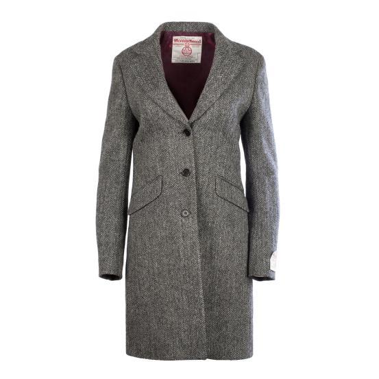 Harris Tweed Ladies Coat - Eile