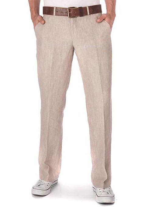 Linen Dress Pants : StudioSuits: Made To Measure Custom Suits .