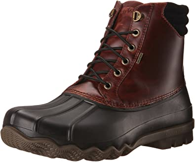 Amazon.com | Sperry Top-Sider Men's Avenue Duck Boot Chukka Boot .