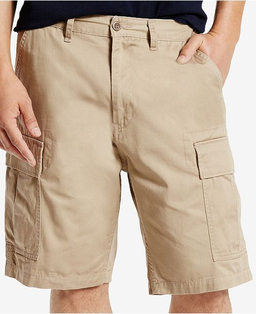 Levi's Men's Big and Tall Carrier Cargo Shorts & Reviews - Shorts .