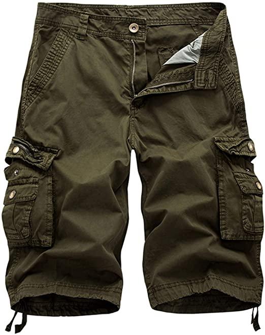 Hakjay Men's Big and Tall Cargo Shorts | Amazon.c