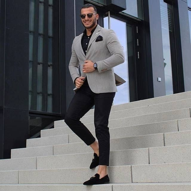 Mens Formal Wear Color Combinations – Which one Works? - VALEXTI