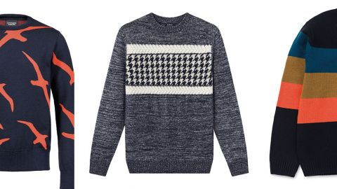 The Best Men's Jumpers, Sweaters And Knitwear For Winter | Coa