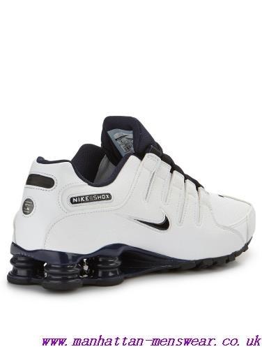 Nike Shox Nz Eu Mens Trainers manhattan-menswear.co.