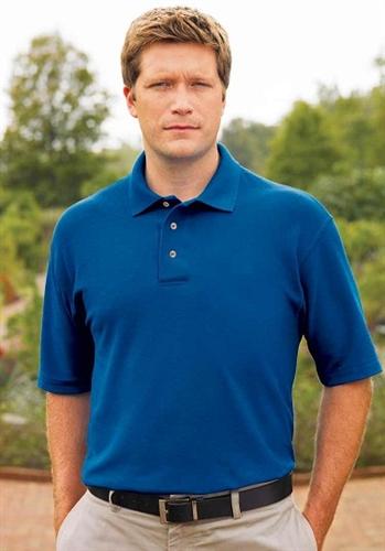 Wholesale Men's Pique Polo Shirts Closeouts Liquidatio