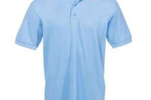 Dickies Shirts: Men's KS5552 LB Stain Resistant Pique Knit Polo Shi