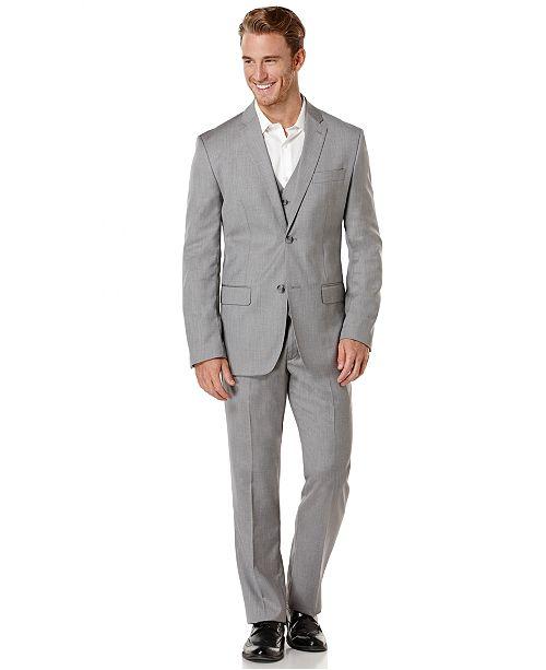 Perry Ellis Men's Suit Separates & Reviews - Suits & Tuxedos - Men .