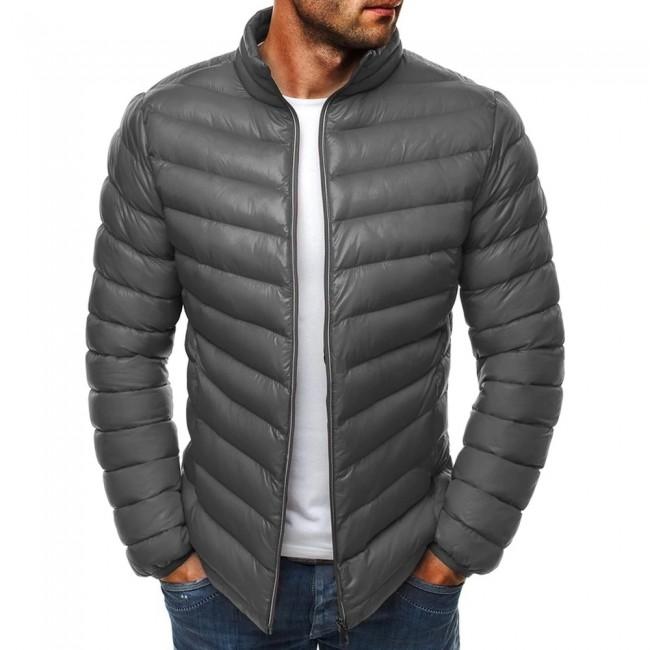 mens parkas colorful men winter jacket Casual puffer coat solid .