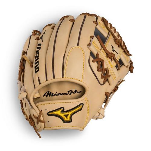 "Mizuno Pro Infield Glove 11.5"", Shallow Pocket Infield Glove ."