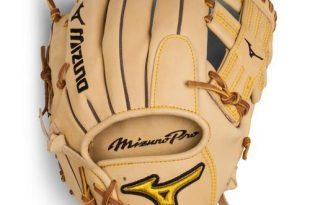 "Mizuno Pro Gloves Infield 11.5"", Regular Pocket Baseball Glove ."