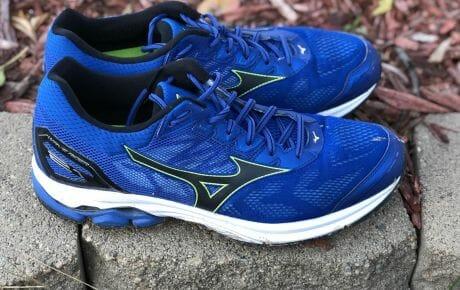 blue mizuno running shoes - sochim.c
