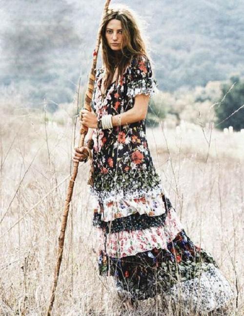Modern Hippie Clothing for Women Ide