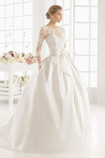 50+ Modest Wedding Dresses That'll Make You Feel Like a Princess .