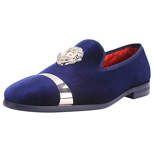 Men's Blue Wedding Shoes: Amazon.c