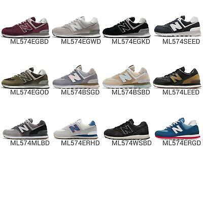 New Balance ML574 D 574 Retro Mens Running Shoes Sneakers .