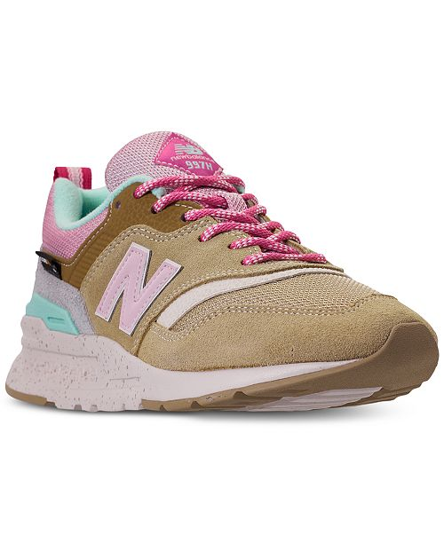 New Balance Women's 997 Casual Sneakers from Finish Line .