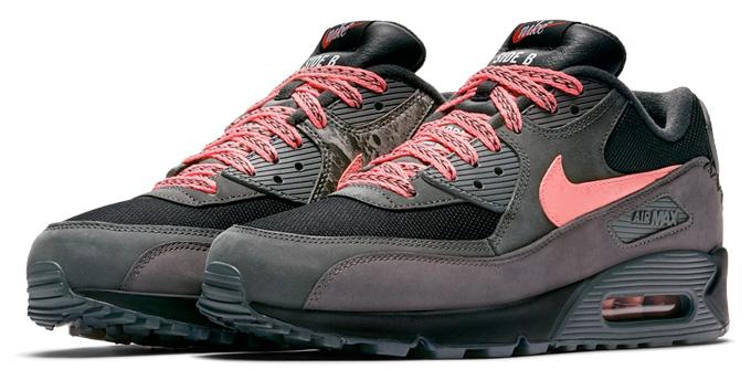 The Nike Air Max 90 Premium Side B is Here - The Drop Da