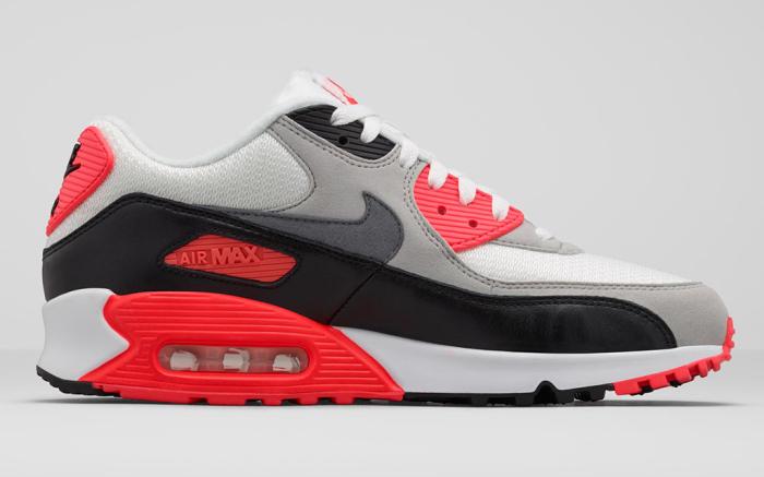 Nike Air Max 90 'Infrared' Is Rumored to Return in 2020 – Footwear .