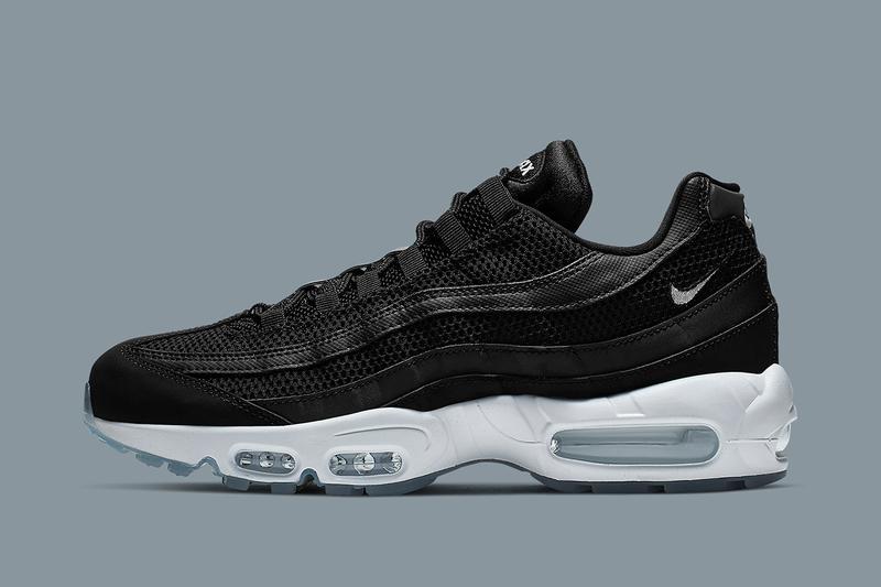 Nike's Air Max 95 Gets a Sleek Black and Grey Rework   HYPEBEA